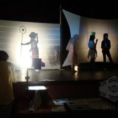"""Divadelní (loutkářská) dílna: """"Loutka, světlo a stín"""""""