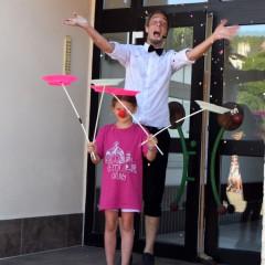 Žonglujeme s Cirkusem LEVITARE