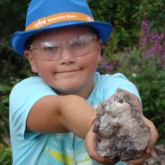Kamenáři sbírají i kutají