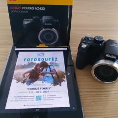 Hlavní cena v 3. ročníku fotosoutěže HOKUS FOKUS