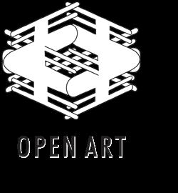 Logo Open Art - vodoznak