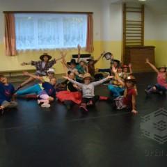 """Taneční dílna II. """"Tance světa"""""""