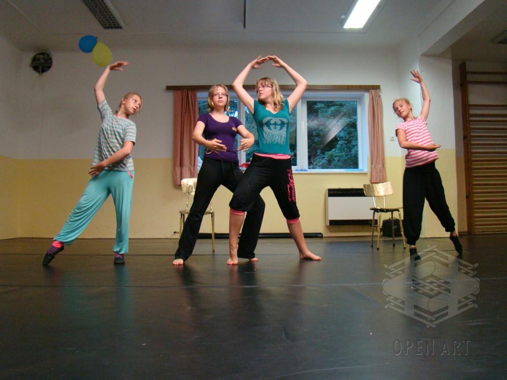 taneční dílna I (10)